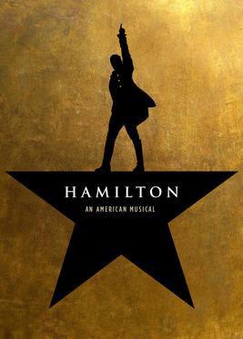 Hamilton: An American Musical poster
