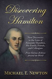 Discovering Hamilton front cover